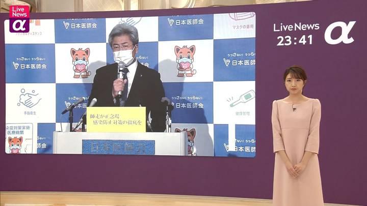 2020年12月09日三田友梨佳の画像09枚目