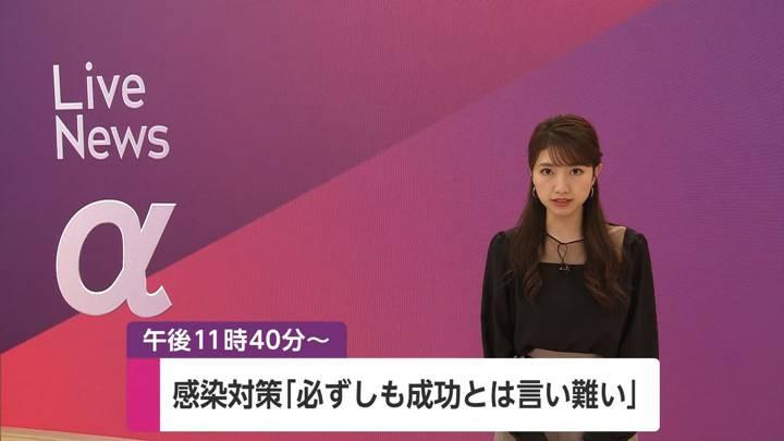 2020年12月10日三田友梨佳の画像01枚目