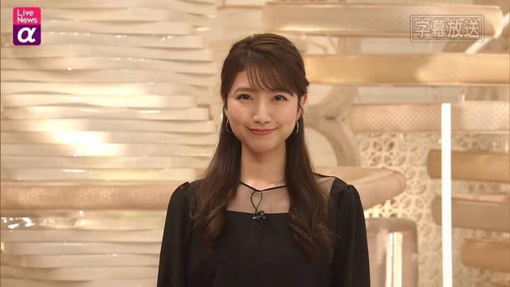 2020年12月10日三田友梨佳の画像05枚目