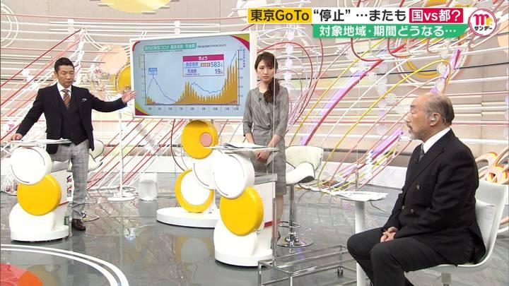 2020年12月13日三田友梨佳の画像07枚目
