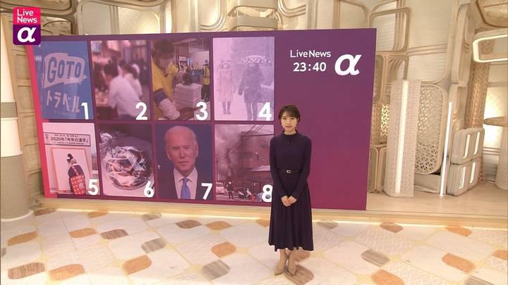 2020年12月14日三田友梨佳の画像08枚目