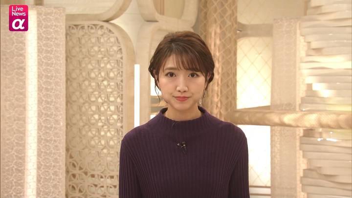 2020年12月14日三田友梨佳の画像12枚目