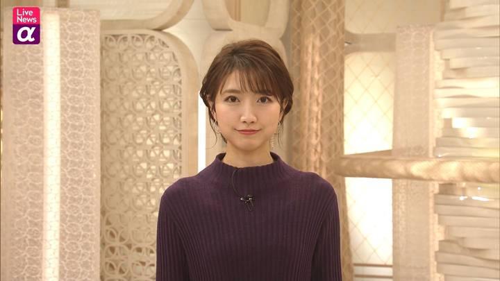 2020年12月14日三田友梨佳の画像14枚目