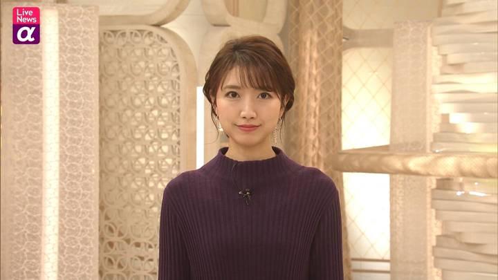 2020年12月14日三田友梨佳の画像16枚目
