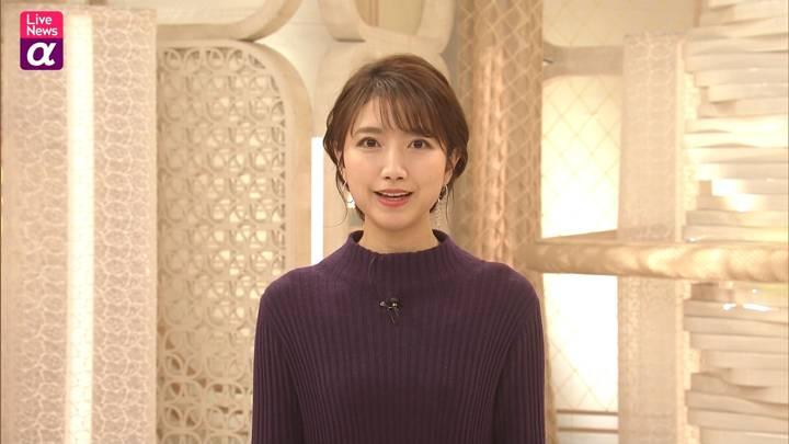 2020年12月14日三田友梨佳の画像17枚目