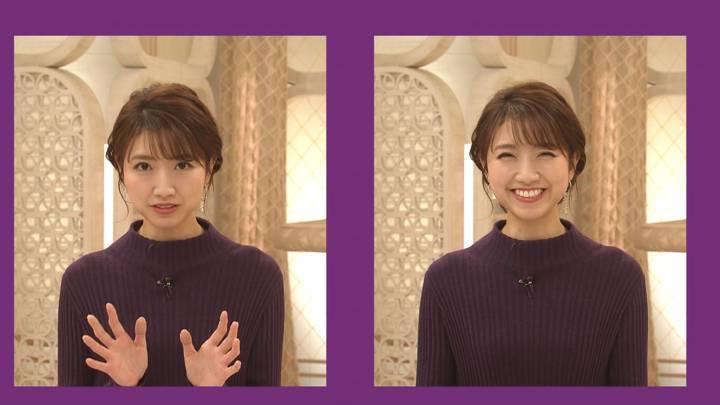 2020年12月14日三田友梨佳の画像18枚目