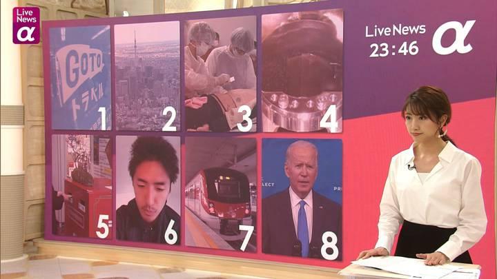 2020年12月15日三田友梨佳の画像09枚目