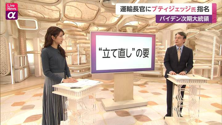 2020年12月16日三田友梨佳の画像08枚目