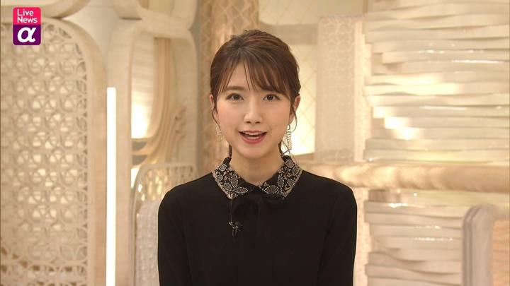 2020年12月17日三田友梨佳の画像32枚目
