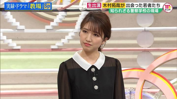 2020年12月20日三田友梨佳の画像03枚目