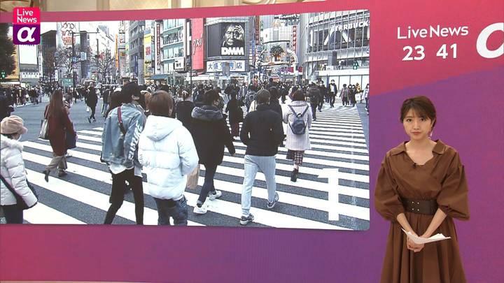 2020年12月21日三田友梨佳の画像07枚目