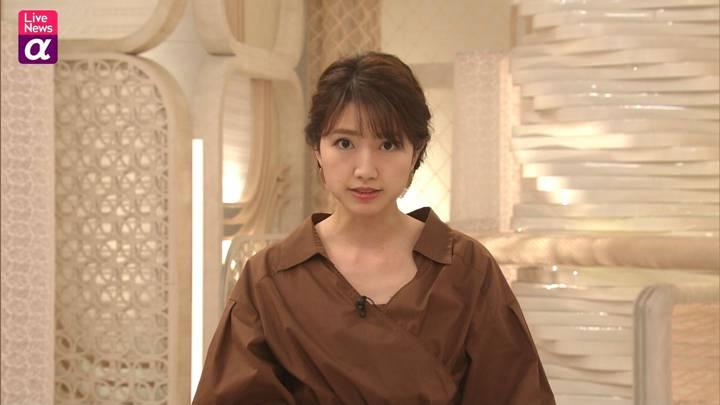 2020年12月21日三田友梨佳の画像10枚目