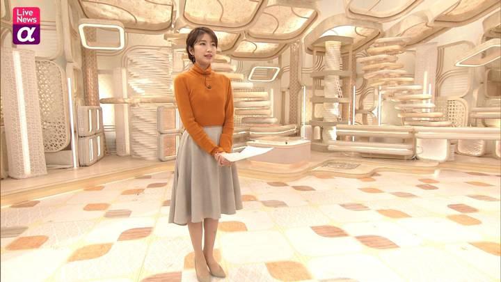 2020年12月22日三田友梨佳の画像26枚目