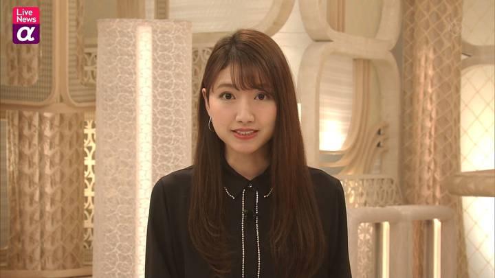 2020年12月23日三田友梨佳の画像14枚目