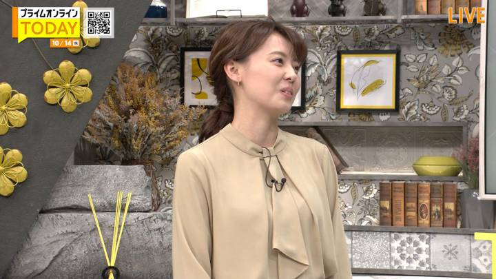 2020年10月14日宮澤智の画像12枚目