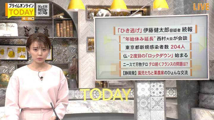 2020年10月30日宮澤智の画像03枚目