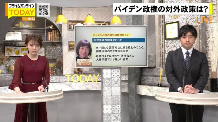 2020年11月09日宮澤智の画像04枚目