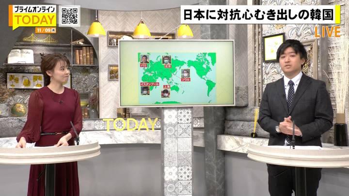 2020年11月09日宮澤智の画像11枚目