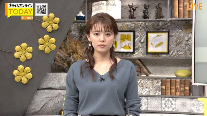 2020年11月10日宮澤智の画像01枚目