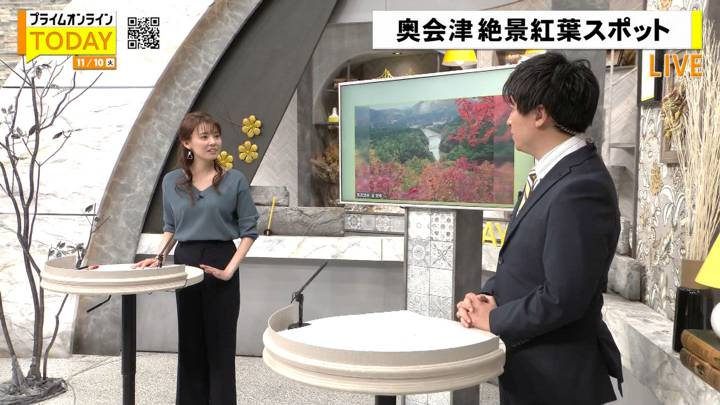 2020年11月10日宮澤智の画像10枚目