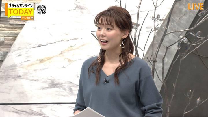 2020年11月10日宮澤智の画像14枚目