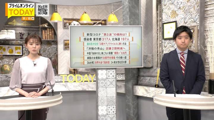 2020年11月11日宮澤智の画像03枚目