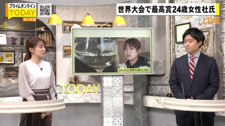 2020年11月11日宮澤智の画像11枚目