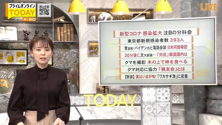2020年11月12日宮澤智の画像03枚目