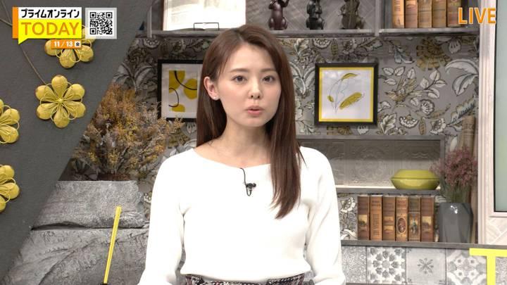 2020年11月13日宮澤智の画像03枚目