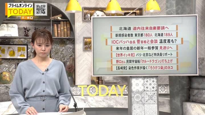 2020年11月16日宮澤智の画像05枚目