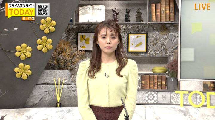 2020年11月17日宮澤智の画像01枚目