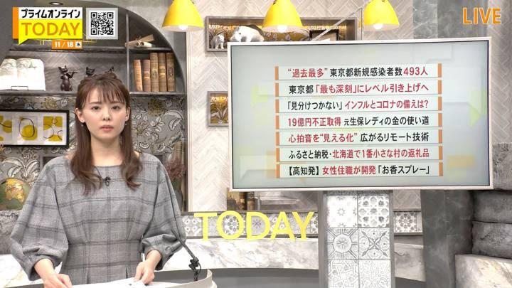 2020年11月18日宮澤智の画像07枚目