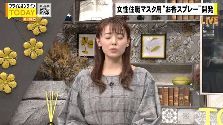 2020年11月18日宮澤智の画像14枚目