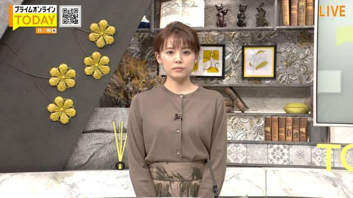 2020年11月19日宮澤智の画像01枚目