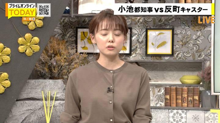 2020年11月19日宮澤智の画像11枚目
