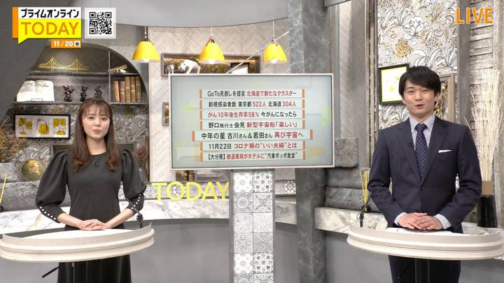 2020年11月20日宮澤智の画像15枚目