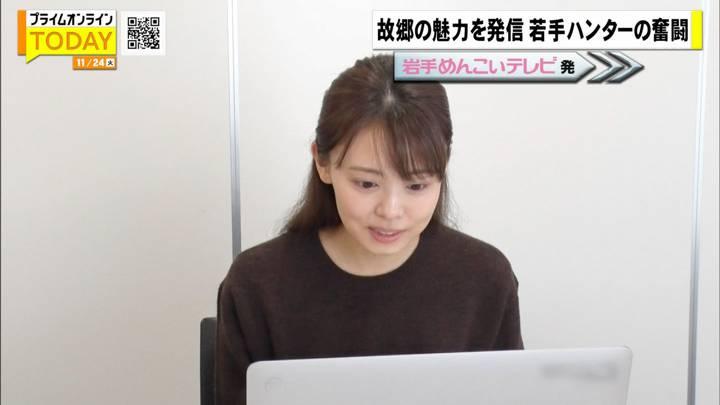 2020年11月24日宮澤智の画像05枚目