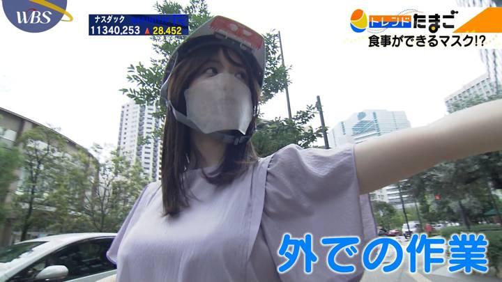 2020年08月24日森香澄の画像18枚目