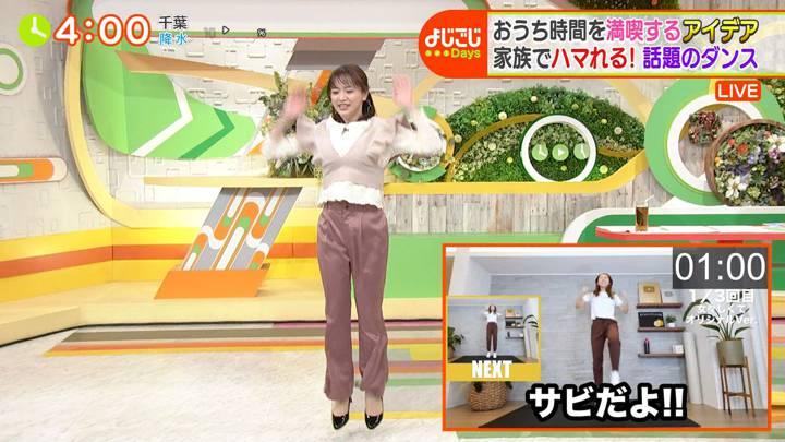 2020年12月24日森香澄の画像17枚目