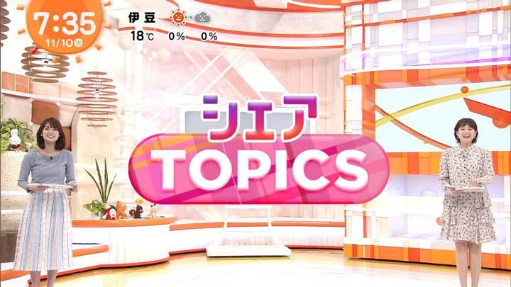 2020年11月10日永尾亜子の画像11枚目