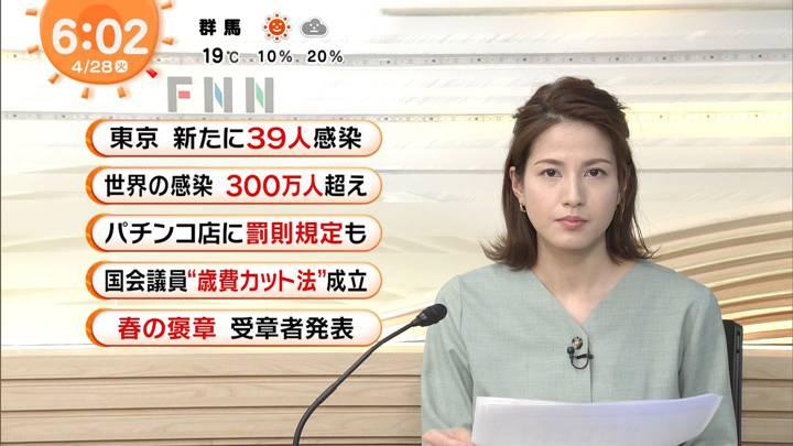 2020年04月28日永島優美の画像06枚目