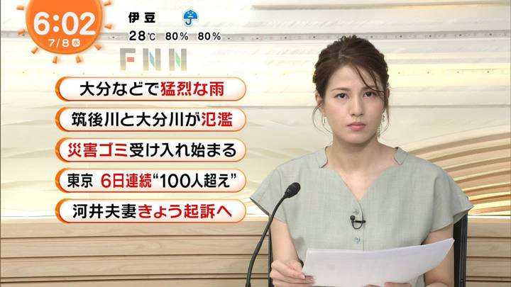 2020年07月08日永島優美の画像08枚目
