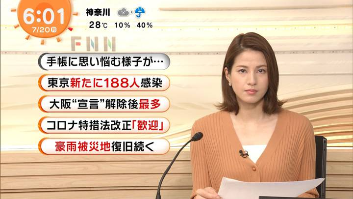 2020年07月20日永島優美の画像08枚目