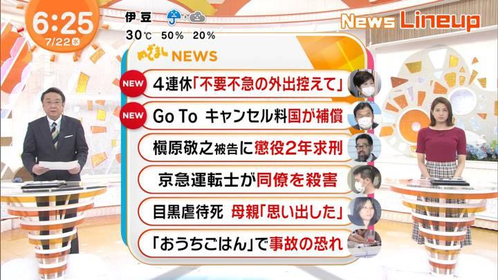 2020年07月22日永島優美の画像10枚目