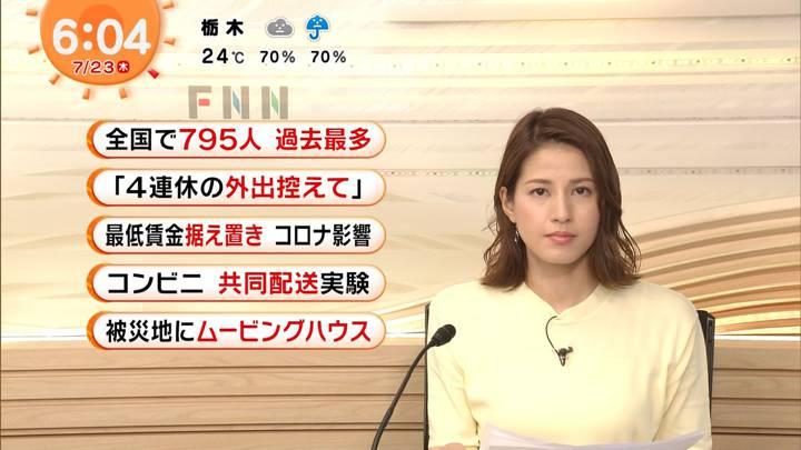 2020年07月23日永島優美の画像05枚目