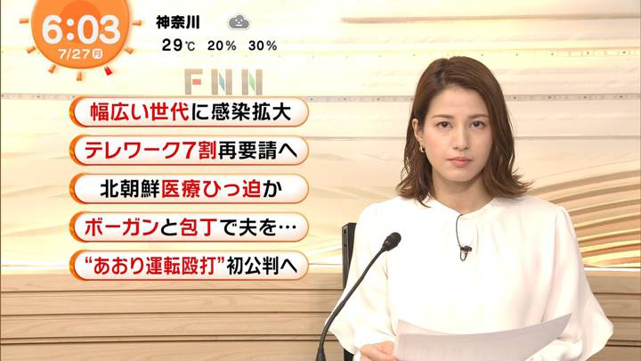 2020年07月27日永島優美の画像06枚目