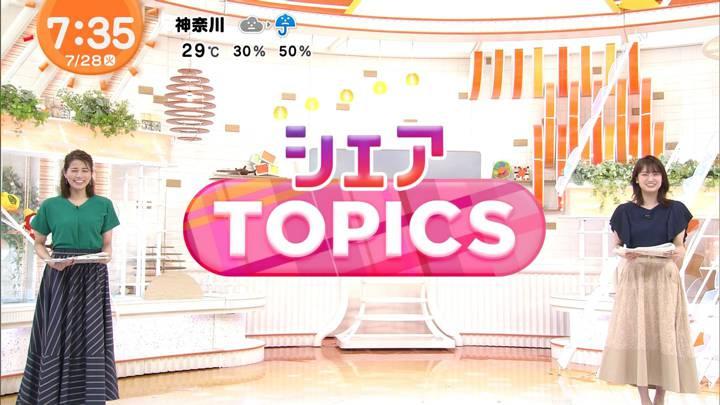 2020年07月28日永島優美の画像10枚目