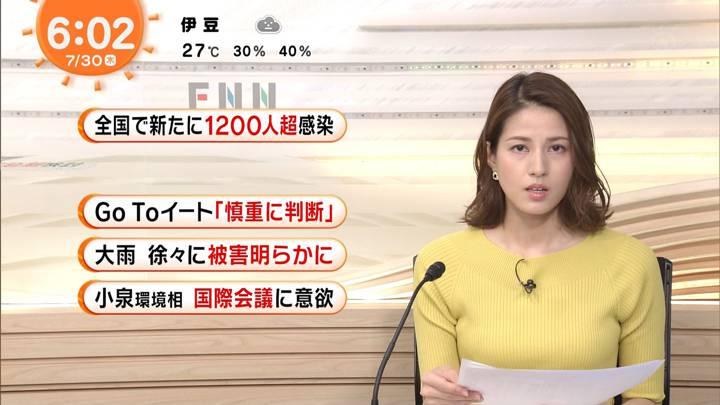 2020年07月30日永島優美の画像07枚目