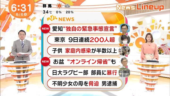 2020年08月06日永島優美の画像08枚目