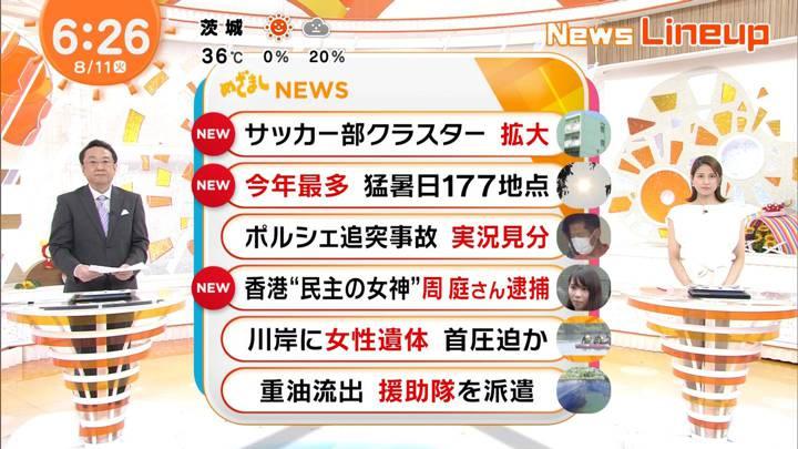 2020年08月11日永島優美の画像07枚目